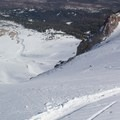 - Lassen Peak: Dirty Martini Chute Backcountry Ski