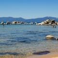 - Speedboat Beach