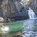 - McCloud River Upper Falls