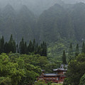 - The Byodo-In Temple