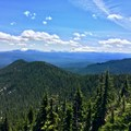 - Crescent Mountain