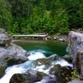 - Box Canyon Creek Swimming Hole