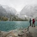 - Enchantment Lakes Hike via Colchuck Lake