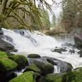 - Lake Creek Falls Recreation Site