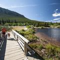 - Lily Lake Loop Hike