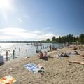 - East + West Green Lake Beach + Swimming Area
