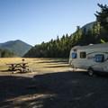 - Buck Creek Campsites at Ranger Creek Airstrip