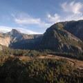 - Columbia Rock Hike