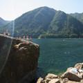 - Lake Cushman, The Big Rock
