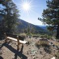 - Sunset Ridge Trail Scenic Viewpoint