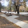 - Peavine Campground