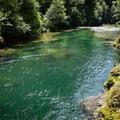 - Salmon Creek Falls Campground