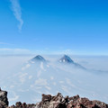- South Sister: Eastern Approach