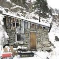 - Rustic Stone Cabin