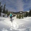 - Kendall Peak Lakes Snowshoe