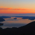 - Orcas Island, Mount Constitution Hike