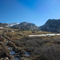 - Cloud Peak Via West Tensleep Trailhead