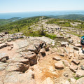- Cadillac Mountain South Ridge Trail