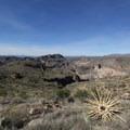 - Black Cross Butte Hike