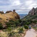 - Peralta Canyon Trail
