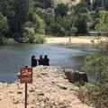 - Lake Anza Trail