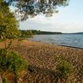 - Lake Clear Beach