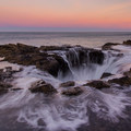 - Thor's Well + Cook's Chasm