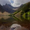- Lake Agnes + The Beehive Hike