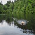 - Fragrance Lake Trail