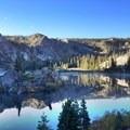 - Rock Lake + Jamison Lake