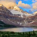 - Lake Magog Hike via Bryant Creek + Wonder Pass