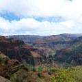 - Lonomea via the Kukui Trail