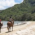 - Kahana Bay Beach