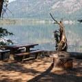 - Glacier View Campground, Lake Wenatchee