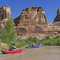 - San Rafael River: The Little Grand Canyon
