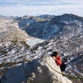 - Cathedral Peak: Southeast Buttress
