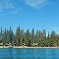 - Lake Tahoe, Rubicon Point to Tahoe City Paddle