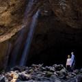 - Skylight Cave