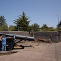 A family exploring the remains of Fort Stevens.- Explore History and the Outdoors at these 6 Coastal Forts