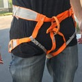 Petzl Altitude front view.- Gear review: Petzl Altitude Harness