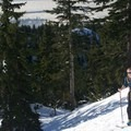 Touring Mount Seymour with the G3 Via.- Gear Review: G3 Via Snow Poles