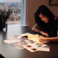 Behind the scenes at Thousand Helmets.- Woman In The Wild: Gloria Hwang