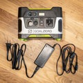 Included in the box are the power station unit and cords for recharging the unit from a standard wall outlet.- Gear Review: Goal Zero Yeti 150 Portable Power Station