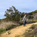 Hikers are free to move around in high temps in this light fabric and mesh back.- Gear Review: Women's GORE Windstopper Base Layer S/L Shirt