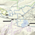 Mount Hood, Government Camp Area Winter Map.- Outdoor Project Winter Maps are Here!