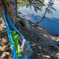 You can also opt to ditch the tent and sleep in a hammock.- Backpacking Essentials For Beginners