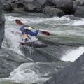 Kayaking the Snake River's whitewater.- Rivers of Oregon