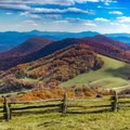 Hemphill Bald hike in Great Smoky Mountains on the Western North Carolina side of the park. - 10 Breathtaking Photos of Autumn in the American Southeast
