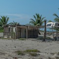 Home in the village of Garifuna.- The Transformative Experience of Traveling Alone