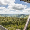 Hunter Mountain Fire Tower.- The 5 Remaining Catskill Fire Towers